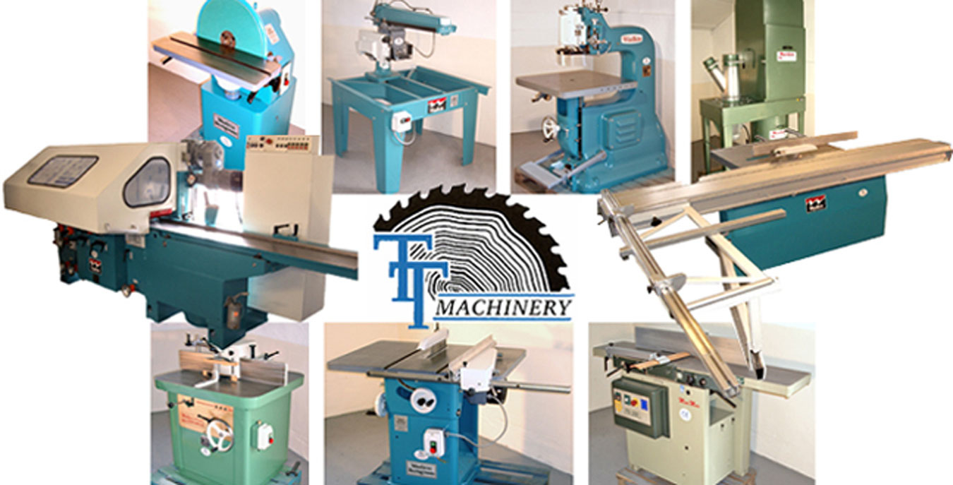 Woodworking machinery warehouse wa